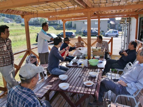 豚しゃぶ20111020.jpg